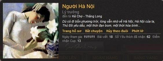 3 Người Hà Nội.