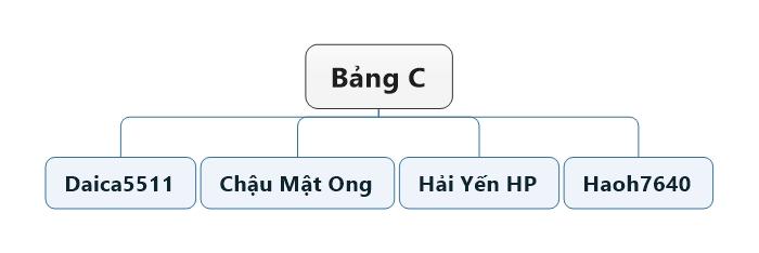 Bảng C.