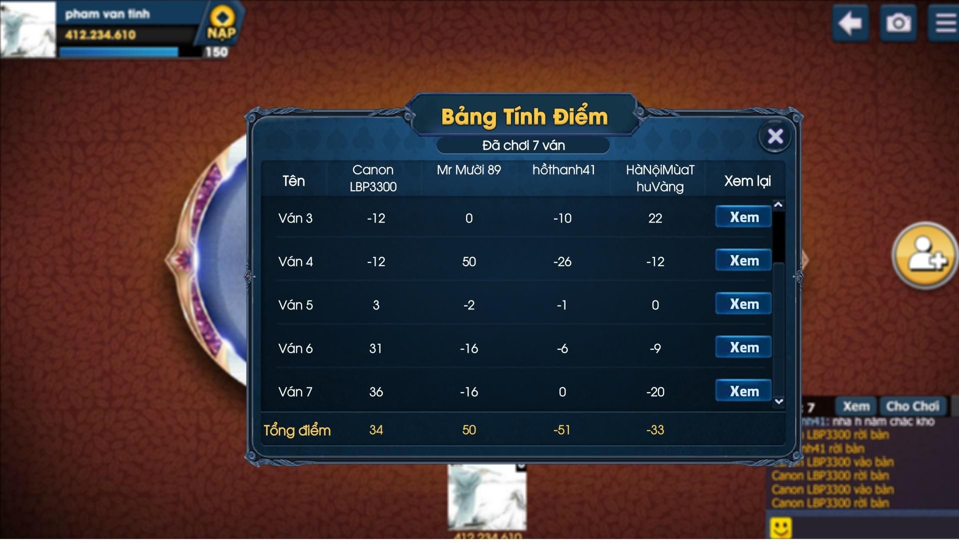 Bang TK 1 12.