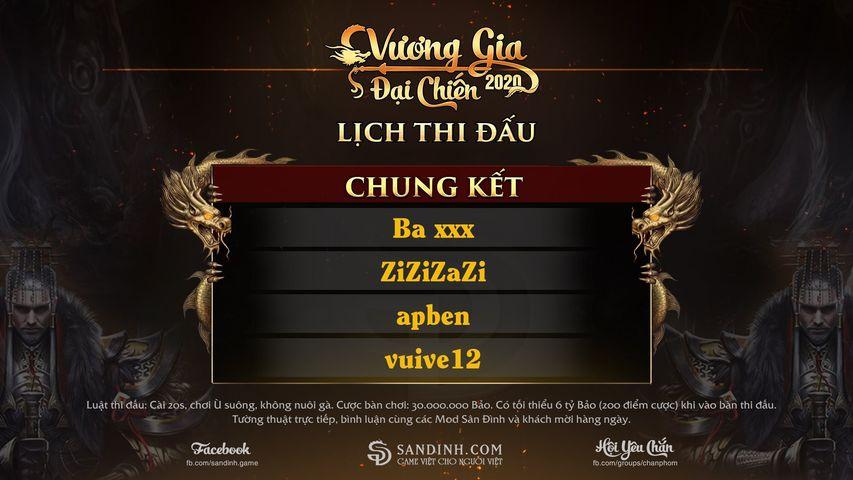 Chung Kết.