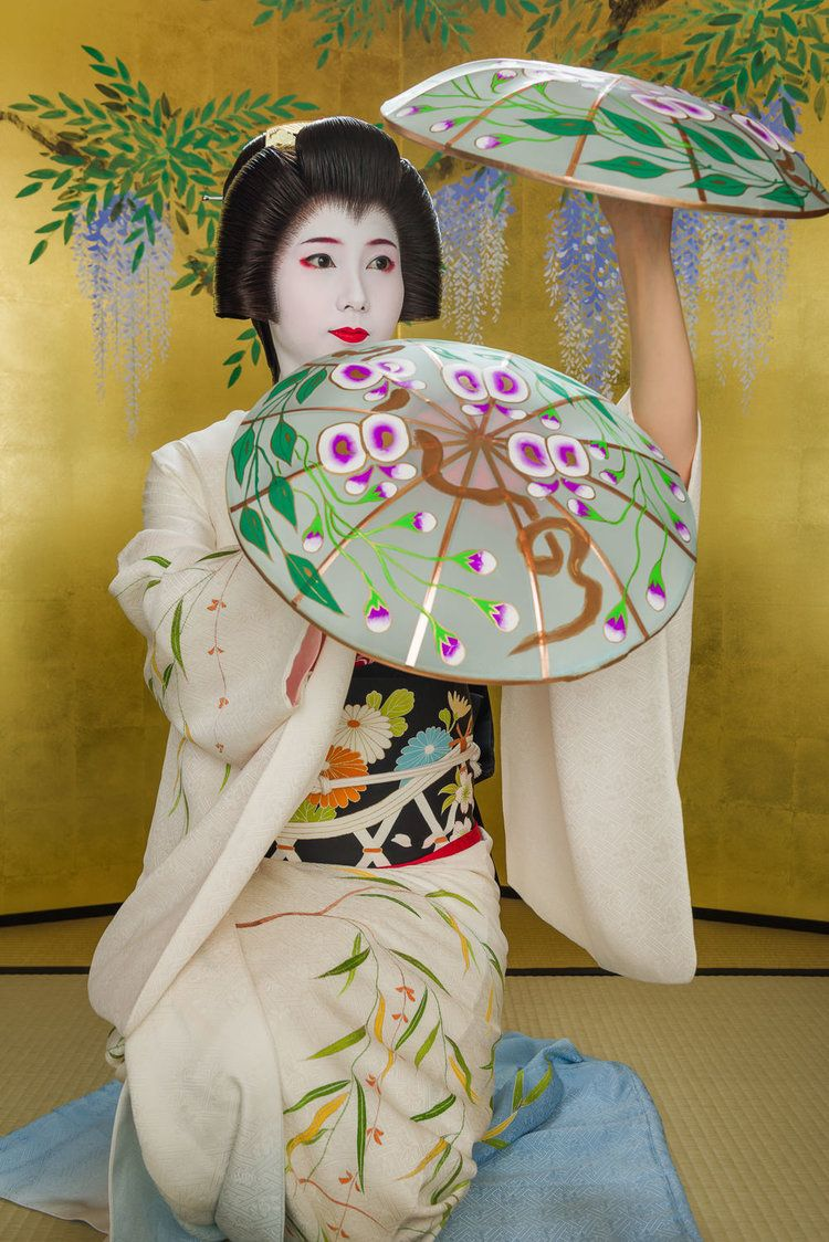 Geisha Gallery — John Paul Foster (1).
