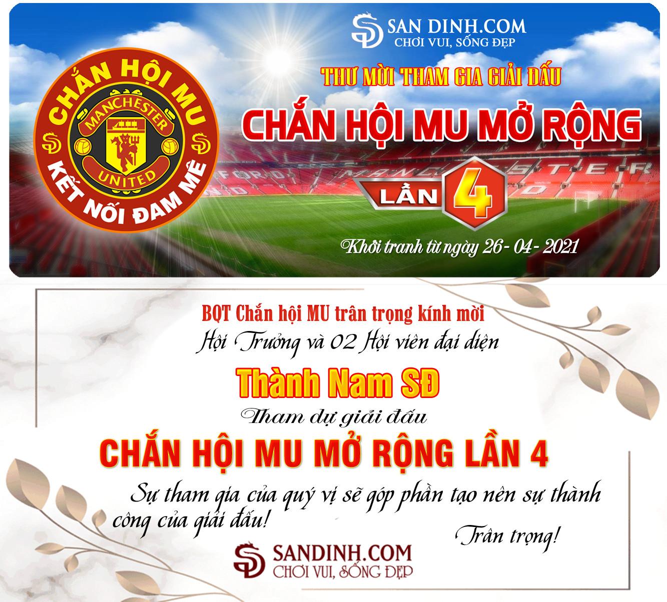 Thanh Nam SD.