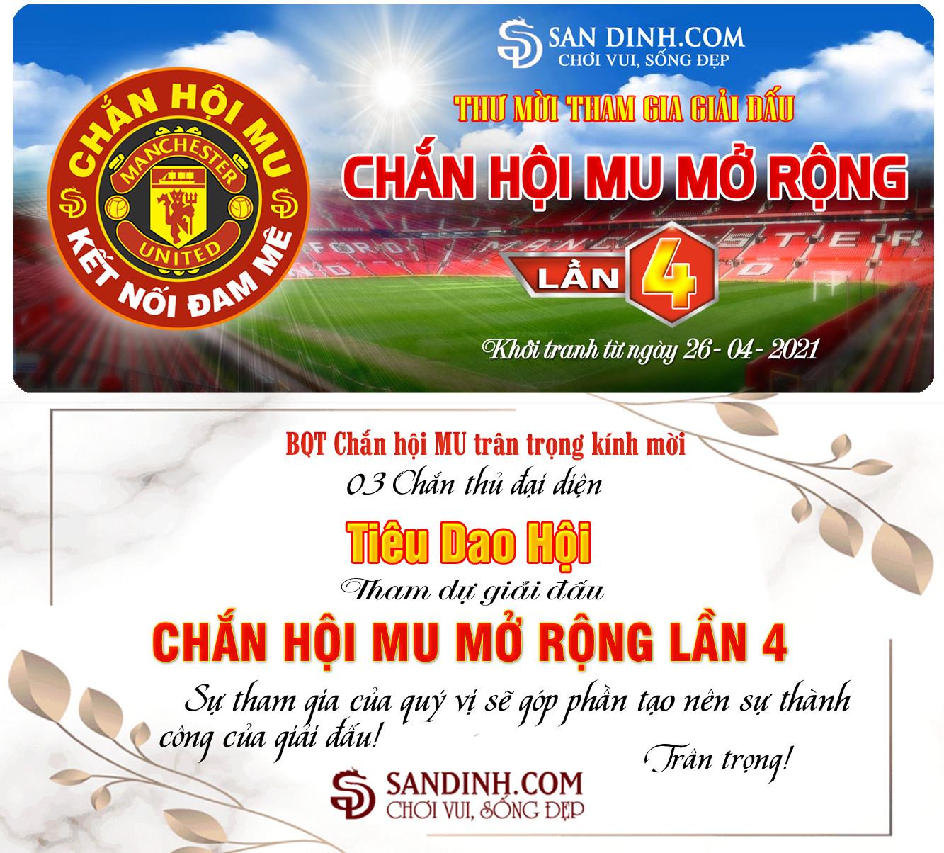 Tieu Dao Hoi.